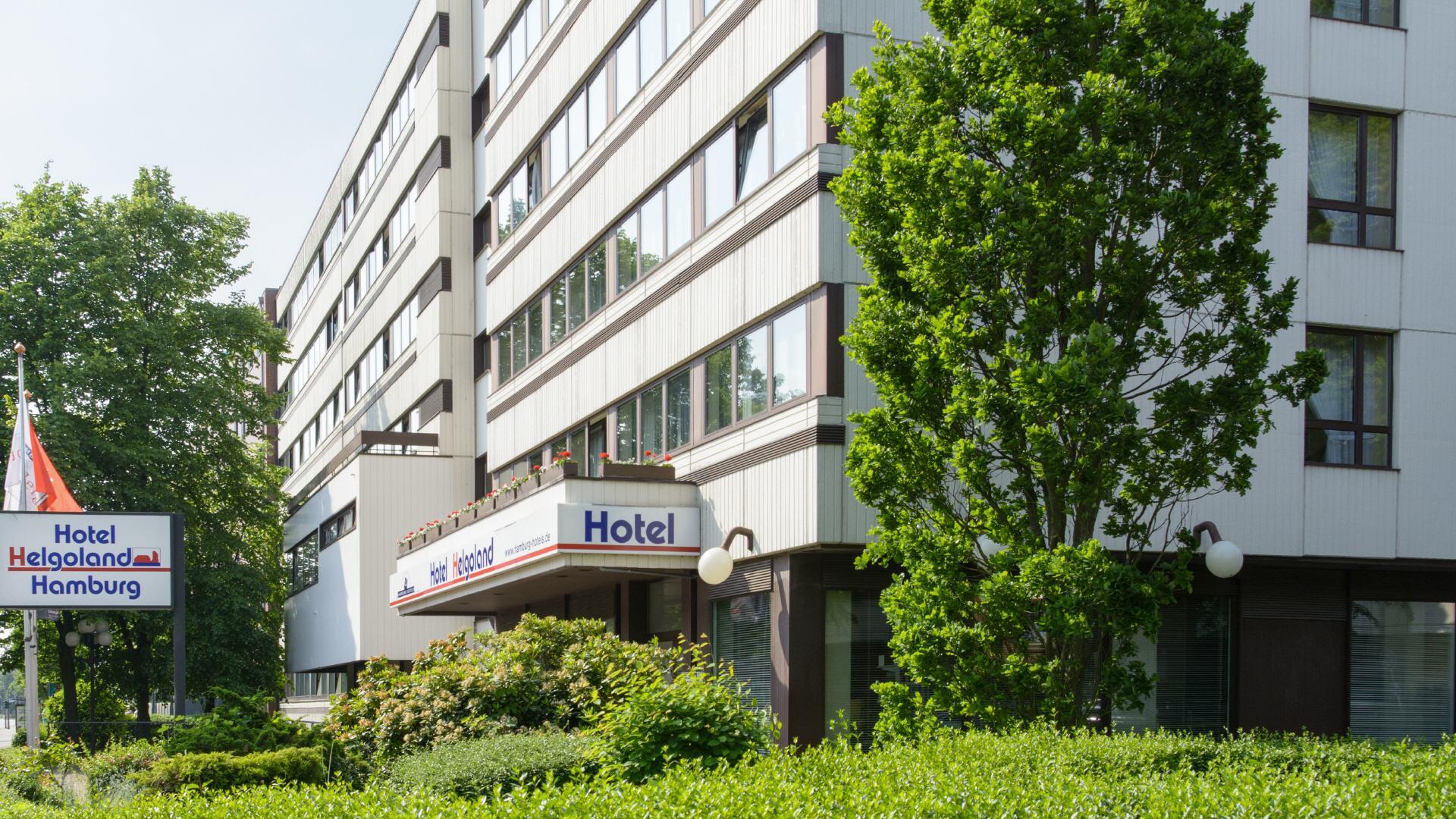 Hotel Stadt Hamburg Helgoland